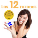 12 Razones para comprar