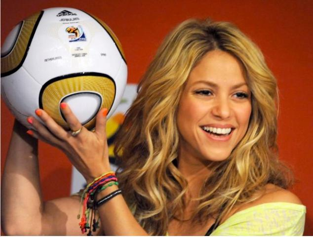 Shakira Decenarios